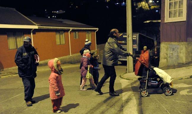 Ισχυρός σεισμός 8,2 Ρίχτερ στη Χιλή