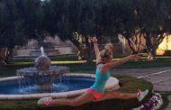 Το εντυπωσιακό άνοιγμα της Britney Spears