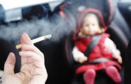 Απαγόρευση καπνίσματος στα αυτοκίνητα αν επιβαίνουν παιδιά κάτω των 12 ετών