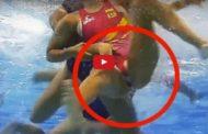 Αυτό το βίντεο δείχνει τι πραγματικά συμβαίνει κάτω από το νερό στο γυναικείο πόλο