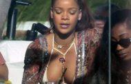 Η Rihanna και το… υπερβολικό της μπούστο