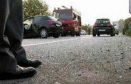Καραμπόλα στην Εθνική Οδό Θεσσαλονίκης-Μουδανιών – 7 τραυματίες