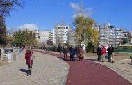 Εγκαίνια της ανακαινισμένης οδού Δορυλαίου στο Δήμο Σερρών απο τον TAP