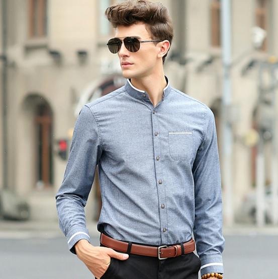 cbc5ffaa17f8 Πώς να φορέσετε το πουκάμισό σας χωρίς γραβάτα