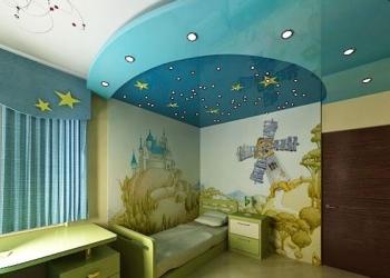 λύσεις φωτισμού για το παιδικό υπνοδωμάτιο