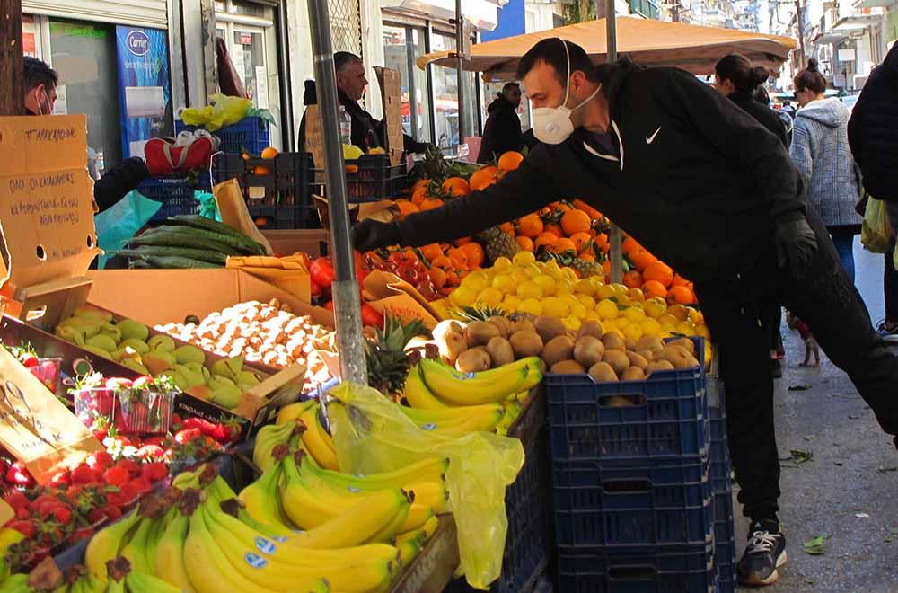 Διπλασιάζονται οι λαϊκές αγορές σε όλη τη χώρα
