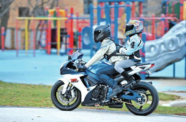 ΚΟΚ: Μετά τα 16 τα παιδιά σε μοτοσικλέτες
