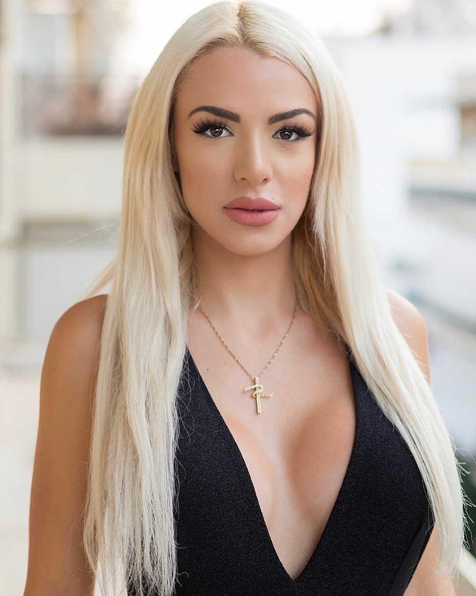 Στέλλα Μιζεράκη ερωτευμένη